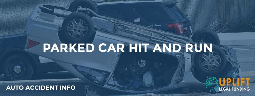 Imagine coming out of the store and seeing that your car has been hit. Here's how to handle it